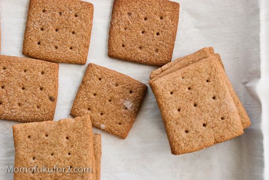 Graham Cracker Recipe | Cooking Momofuku at home - Momofuku for two