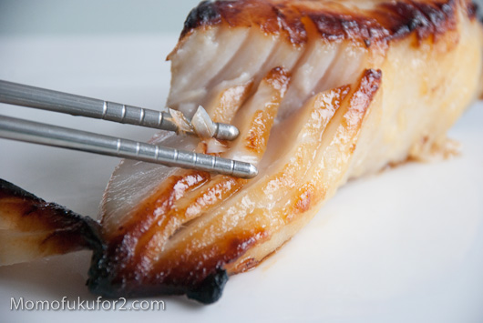... one perfectly recipe nobu s miso marinated miso cod delicious moist