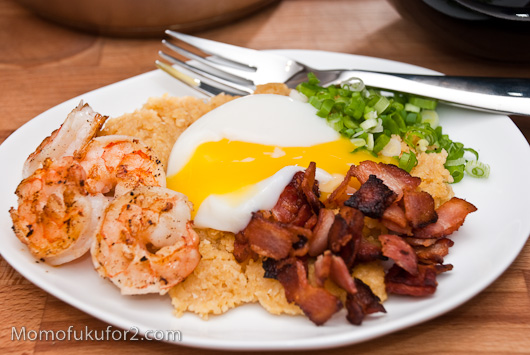 Slow-Poached Eggs With Shrimp And Grits Recipes — Dishmaps